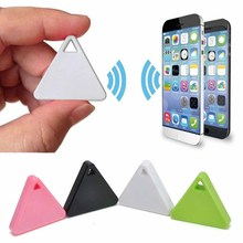 Portable Bluetooth4.0 Smart Mini Tag Tracker GPS Remote Locator Anti-lost Alarm For Pets Dog Cat Child Wireless Key Finder
