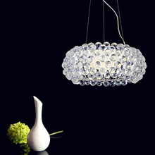 Italy Designer Light Fixture Fashion Creative Personality Living Room Dinning Room Coffee Shop Acrylic Pendant lamp lighting