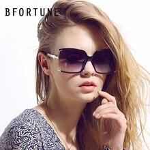 BFORTUNE 2016 Nueva Moda Gran Marco Cuadrado gafas de Sol de Mujer de Marca Diseñador Vintage UV400 Gafas De Sol Gafas Feminino Mujer