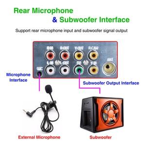 "Image 5 - Podofo 1 din Car Radio RDS Media MP5 Player Bluetooth 1Din Autoradio 4"" HD Touch Screen FM Receiver USB Audio Stereo Rear Camera"