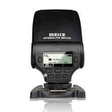 MEIKE MK 320 TTL Flash Speedlite für Panasonic Lumix DMC GX85 GH5 FZ280 FZ300 G85 GH4 GH5S GF7 GM5 GH4 GM1 GX7 G6 GF6 GH3