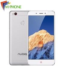 Original ZTE Nubia N1 Mobile Phone MTK6755 Octa Core 5.5inch 1080P 3G RAM 64GB ROM 13.0MP 5000mAh Fingerprint 4G LTE Cellphone