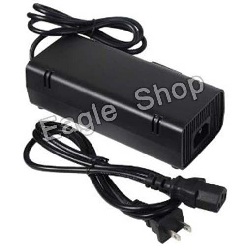 For xbox 360E AC Adaptor 120W 100-240v for Xbox360e Power Supply Adapter Transformer AC Adaptor