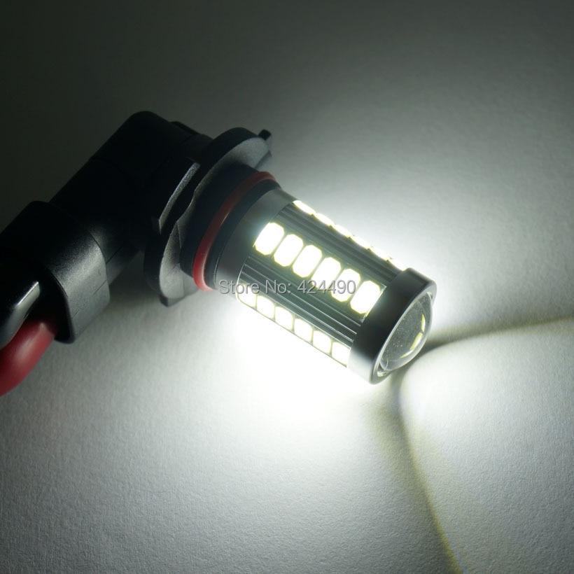 AORUNYEBAO 2X szuper fényes 9006 HB4 5630 33 SMD LED t Ködlámpa - Autó világítás - Fénykép 3