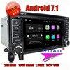 Wanusual 2G 16GB Quad Core Android 7 1 Car DVD Auto Player For Subaru Forester Impreza