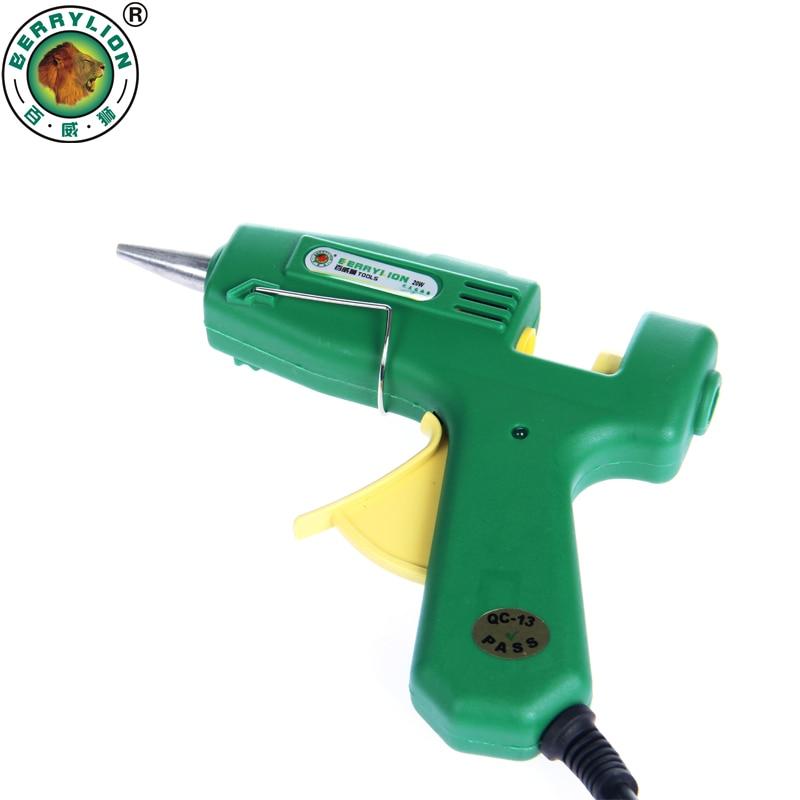Pistola per colla a caldo professionale 20W Strumento per riparazione - Utensili elettrici - Fotografia 4