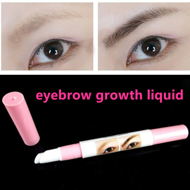 Fast Effective Thick Eyebrow Growth Grow Style Styling Shape Drawing