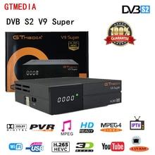 Gtmedia V9 Super HD Satellite Receiver TV BOX freesat support H.265,RJ45,Youtube,Cccam,Newcam,AC3,PVR Set top Boxes