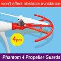Quick-release Пропеллер Гвардии Защитные Защитного Кольца Бампер 9450 S Propeller Гвардии для DJI Phantom 4/PRO/PRO +