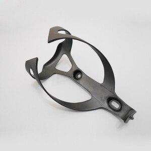 Image 5 - Gaiola de carbono para garrafas de bicicleta, 2 peças, suporte de garrafa de carbono, portátil, ud, fosco, preto, acessórios de bicicleta, ciclismo, água ultra leve 20g