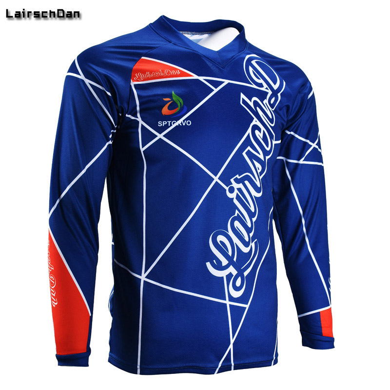 3a372fa64 2018 LairschDan answer clothe downhill riding equipation clothing motocross  shirt quick dry t shirt bicycle mtb man wear mx-in Cycling Jerseys from  Sports ...