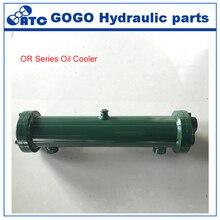 Или-60 гидравлический теплообменник оболочки и трубки теплообменник для охлаждения масла, водяным охлаждением теплообменник или 60