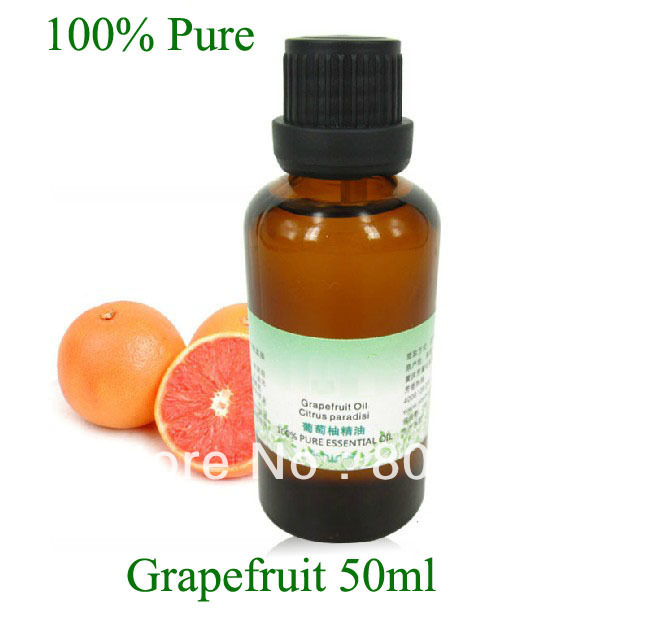 grapefruit essential oil 50ml whitening balancing grease body and face slimming essential oil