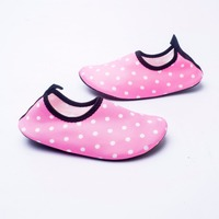 Children Aqua Shoes Outdoor Beach Shoes Walking Yoga Shoes Quick Drying Sneaker Solid Color Shoes Children