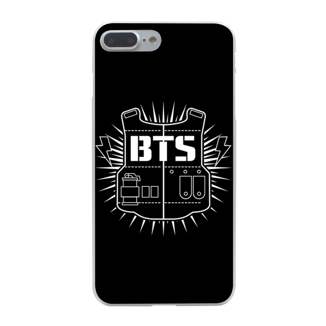 BTS Phone Cases for iPhone