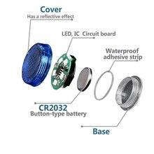 Car Door Warning Signal – Strobe Lights in LED