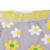 LASPERAL Floral Homens Cueca Boxer de Algodão Cinza Botão de Abertura Respirável Homens Cueca Boxer Confortáveis Calças Masculinas Tamanho Grande