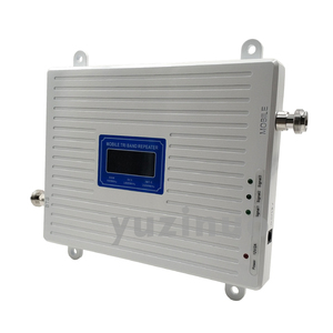 Image 5 - Talk Voice+2G 3G 4G Data Tri Band Signal Repeater GSM 900 DCS 1800 FDD LTE 2600 Mobile Signal Booster Amplifier with LCD Display