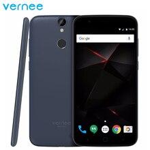 D'origine Vernee Thor Cellulaire Téléphone 3 GB RAM 16 GB ROM MT6753 Octa Core 5.0 Pouces 13.0MP 2800 mAh Android 6.0 HD Écran Smartphone