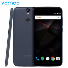 Original Vernee Thor Cell Phone 3GB RAM 16GB ROM MT6753 Octa Core 5.0Inch 13.0MP 2800mAh Android 6.0 HD Screen Smartphone