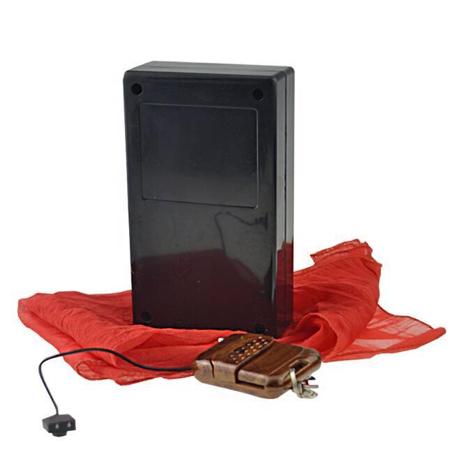 Télécommande Voler Soie Dispositif, Soie Vol Magique Astuces en Scène Accessoires Gimmick Props Comédie Foulards Magica