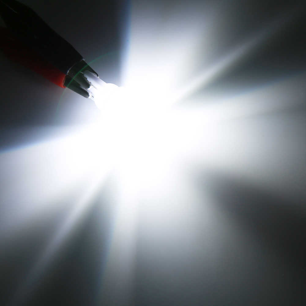 1 piece T10 LED 12V 5W Wedge Base Light Lamp Bulb