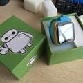 Crianças android gps relógio gps + lbs + wifi gps smart watch