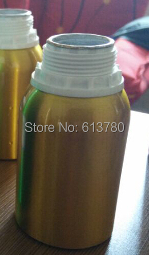 Free Shipping 12 x 100ml Aluminum bottle Cosmetic Packaging Bottle Metal Storage Container Essential Oil Bottle