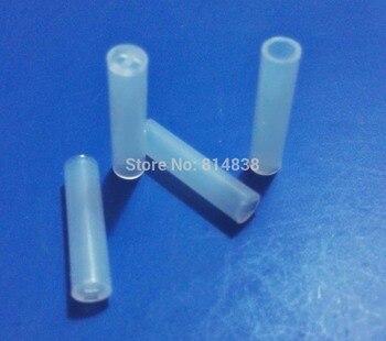 Wkooa 4x13.5 Diameter 4mm Length 13.5 mm Nylon PCB Board Mount LED Spacer Support Hood