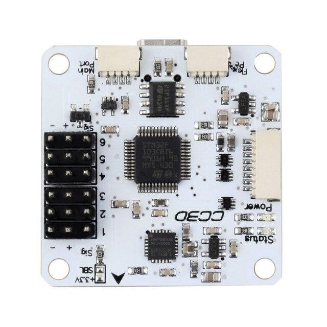OCDAY OpenPilot CC3D Flight Controller Staight Pin STM32 32-bit Flexiport New Sale