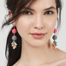 Earrings Drop Statement Earrings