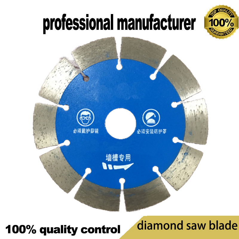 diamond saw blade for wall chaser use for marble granite brick glassess and tiles good quality at good price and fast delivery