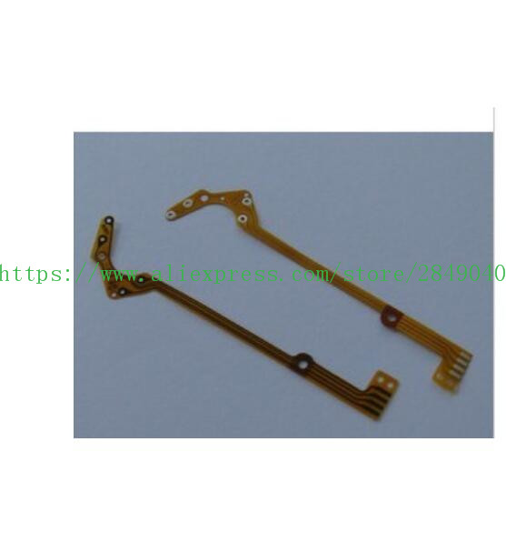 Camera Parts for <font><b>Samsung</b></font> ES10 ES15 ES17 ES60 ES63 L750 D760 S760 <font><b>S860</b></font> Lens Shutter Flex Cable image