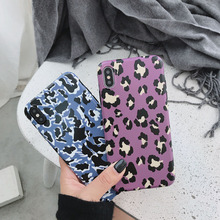 Leopard Phone Case iPhone 6 6s Plus 7 8 Plus X XR XS Max
