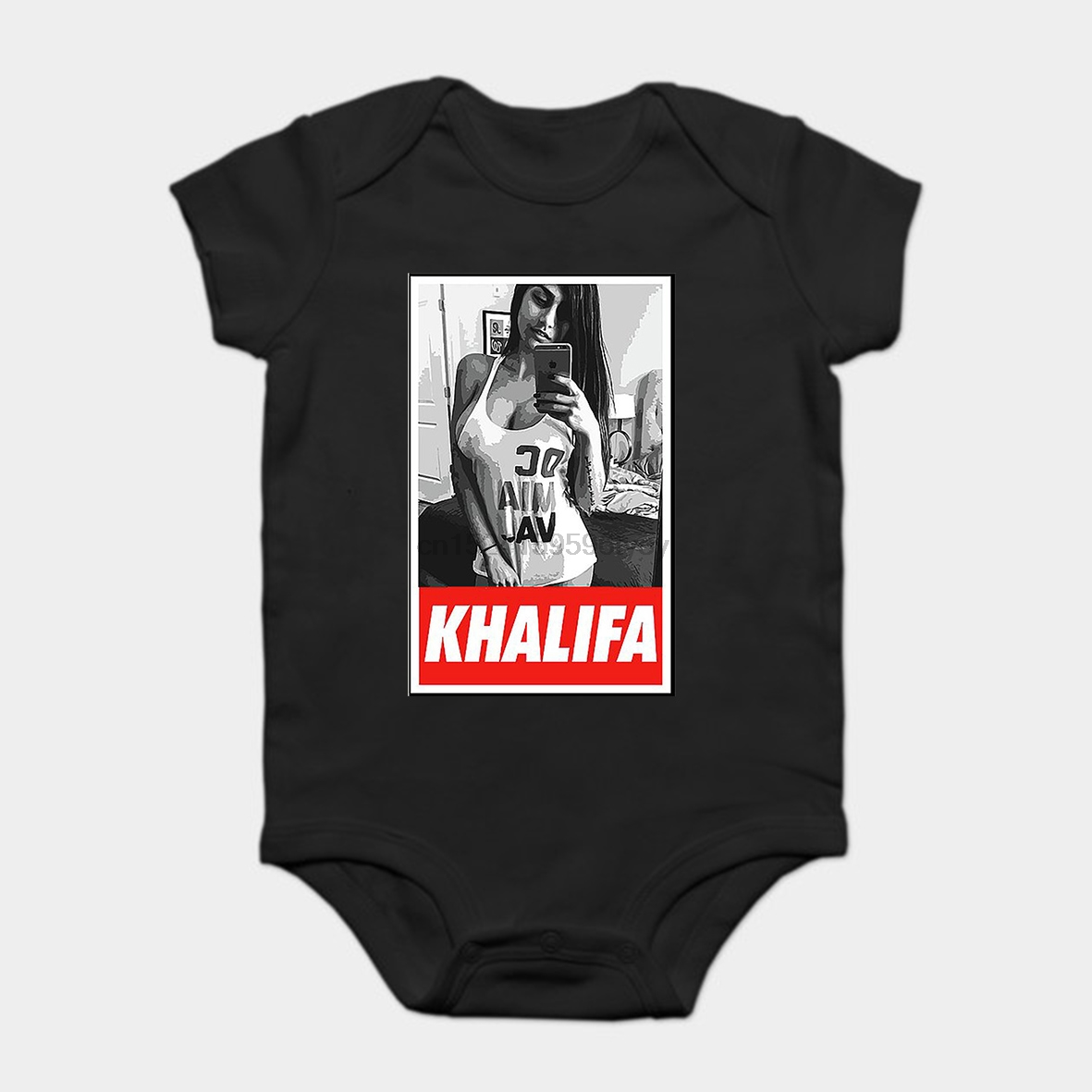Gay All Day Printed Unisex Baby Sleeveless Bodysuit Jumpsuit Outfits