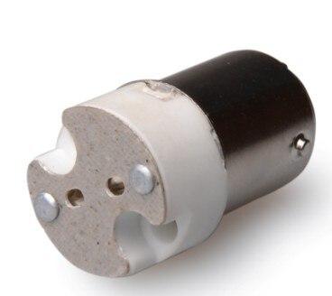 Free Shipment 1157 Converter Socket BAY15D To G4 Converterled Lamp Holder Aging Holder Base 5pcs/lot
