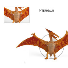 1pc Pterosaur PVC Action Figure Toy Jurassic World Park Kids Play Dinosaur Model Toys Animal Plastic
