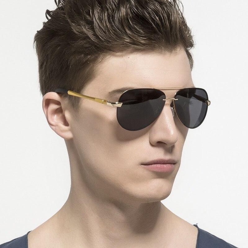 Steampunk gafas hombre Carter Lunette gafas de sol polarizadas rayos calientes hombre gafas de sol marca de lujo conducir conductor gafas oculos