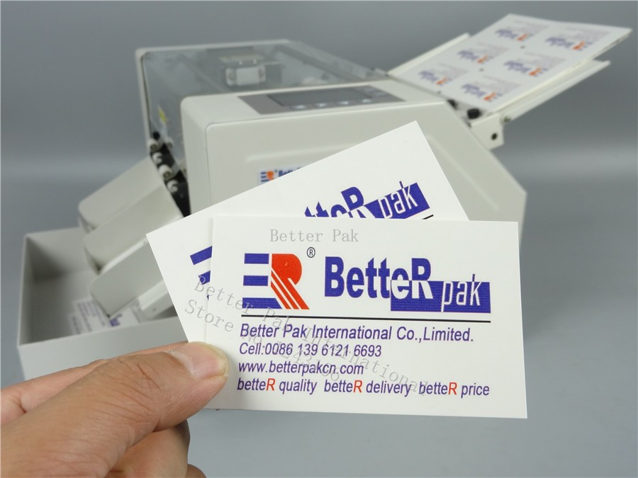 Automatic Business Card Cutter Price Choice Image Design And Malaysia Images