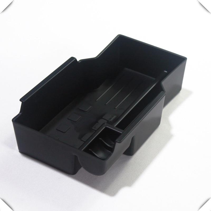 2014-2018 para Suzuki SX4 s-cruz central apoyabrazos central caja de almacenamiento guantera tidying coche Accesorios de estilismo