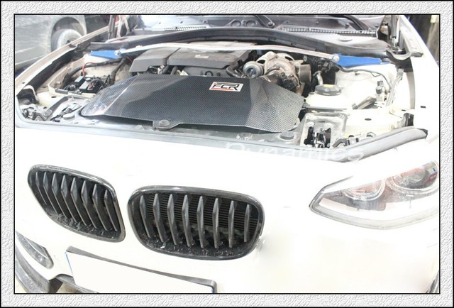 US $2100 0 |F30 2012 2015 3 Series 320i 325i 328i N20 Engine only FCR Style  Cold Air Intake-in Air Intakes from Automobiles & Motorcycles on