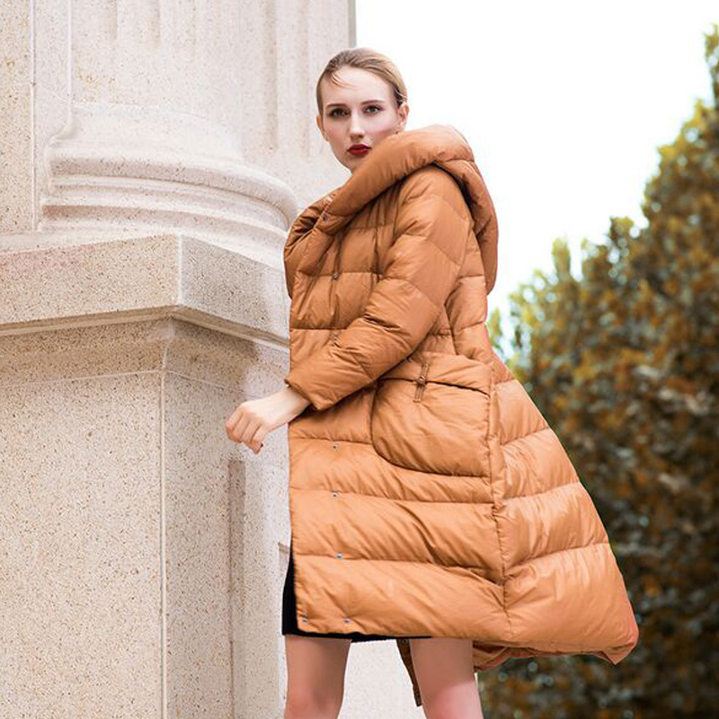 New Winter Collection 2017 Winter Jacket Women Long Down Jacket Warm Coat For Women High Quality Fashion Parkas Plus Size 7XL new winter collection women winter coat jacket warm woman parkas female overcoat high quality feather cotton coat plus size 5xl