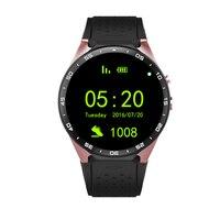 2017 Newest Smart Watch KW88 MTK6580 Support Wifi GPRS 3G Heart Rates Anti Lost Camera Smartwatch