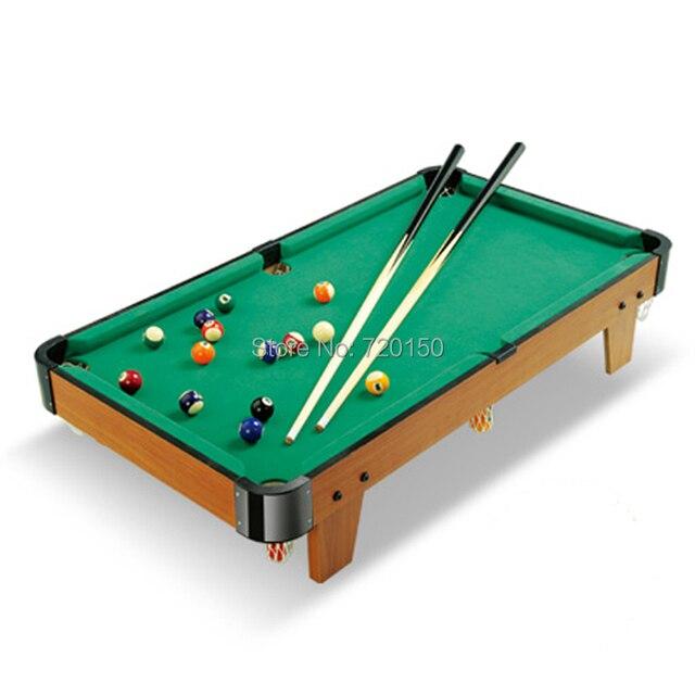 Tavolo da biliardo per bambini da biliardo gioco di piccole dimensioni tavolo da biliardo per - Dimensioni tavolo biliardo casa ...