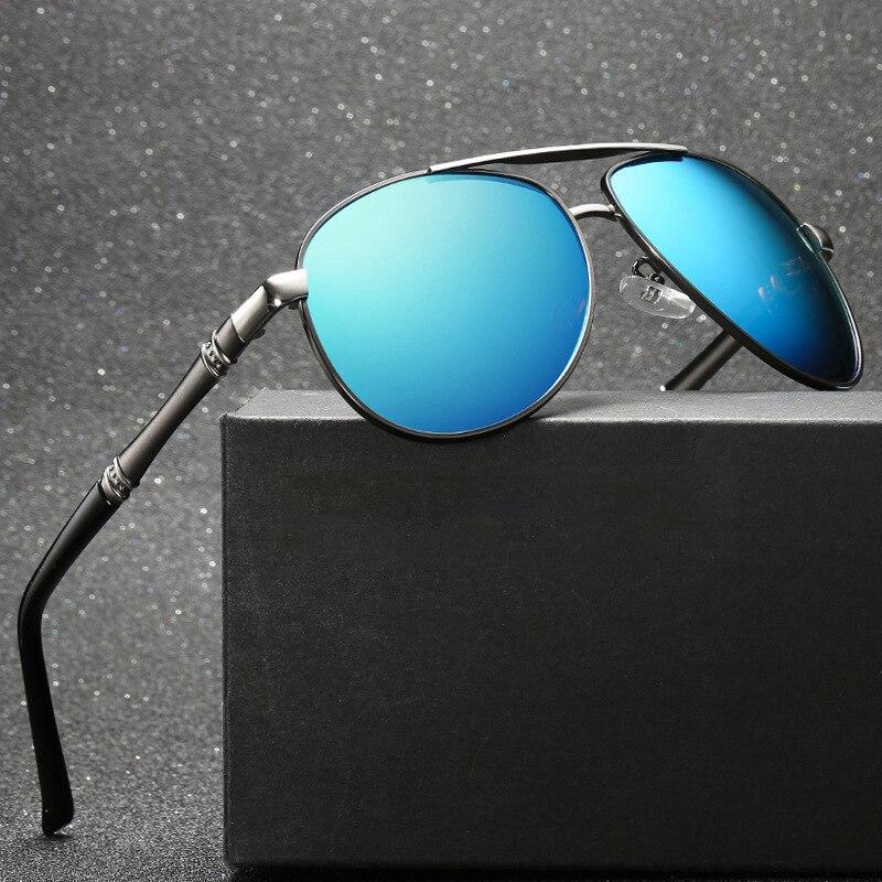 MYT_0102 Polarized Sunglasses Men Shades For Fashion Aviation male Fishing Eyewear UV400
