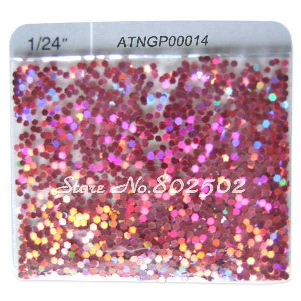 Free shipping Wholesale 1kg/lot MIX Fine shining Laser Glitter powder, nail art accessories.