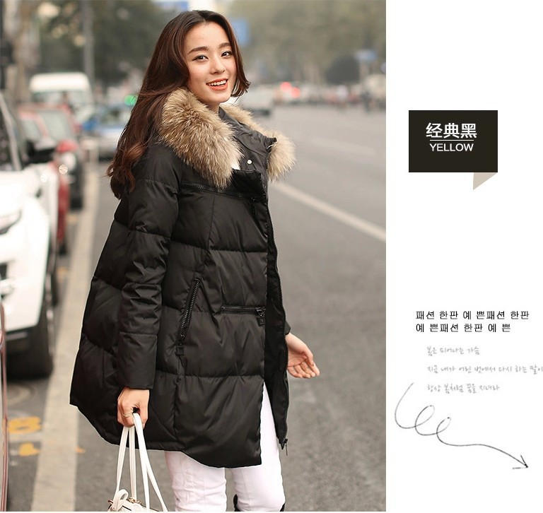 e27bd8362f1 New Coats & Jackets 2018 Parka Hooded Winter Jacket Women Artificial Fur  Collar Winter Coat Women Zipper Women's Jacket G319-in Parkas from Women's  Clothing ...