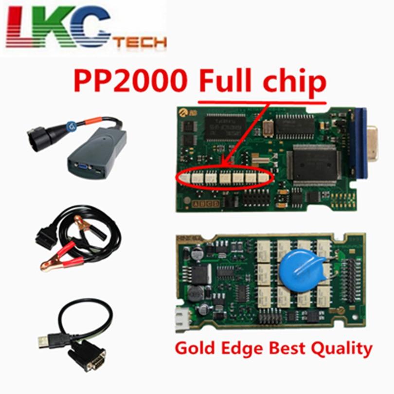 Beste Lexia 3 Volle Chip V48/V25 Neueste Diagbox V7.83 PP2000 Lexia-3 Firmware 921815C für P-eugeot/ c-itroen Diagnose Werkzeug