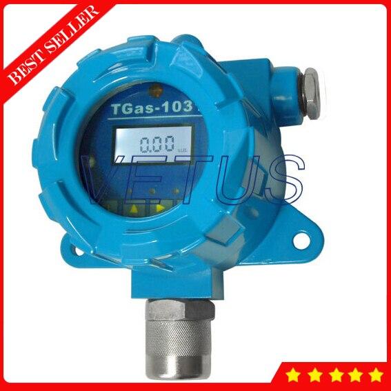 TGas-1031-H2 H2 online hydrogen Gas detector Gas transmitter Gas analyzer Meter H2 Meter Tester