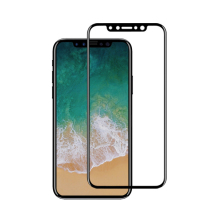500pcs/Lot 3D Full Cover Curved Edge Tempered Glass Screen Protector For iPhone 8 full glass Film for iPhone8